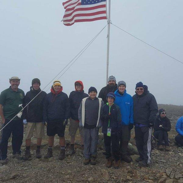 Mt Eisenhower 2017