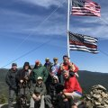 Flags on the 48 - Mount Jackson