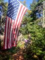 Could not have been a better day for old glory
